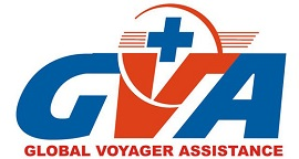 Логотип Global Voyager Assistance