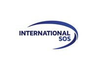 Логотип International SOS
